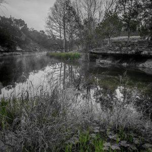 Early Morning on Smith Creek, Wimberley, Texas #8