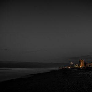 Evening on Sea Side Beach 3, Padre Island, Texas