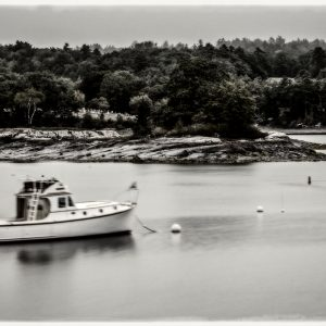Floating Softly, Blue Hill Bay, Maine #2