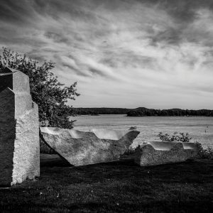 Granite Sculptures, Castine, Maine #2