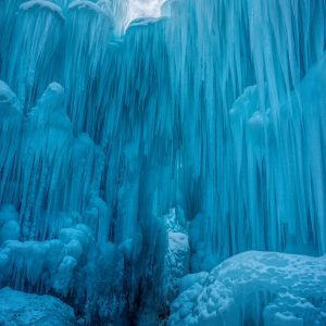 Ice Castle Passage, Midway, Utah