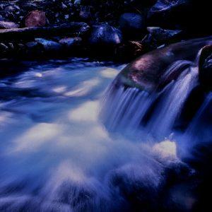 Little Falls in Canyon Creek, Ouray, Colorado