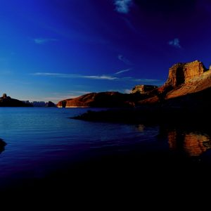 Morning on Lake Powell