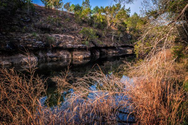 Morning on Smith Creek, Wimberley, Texas #19