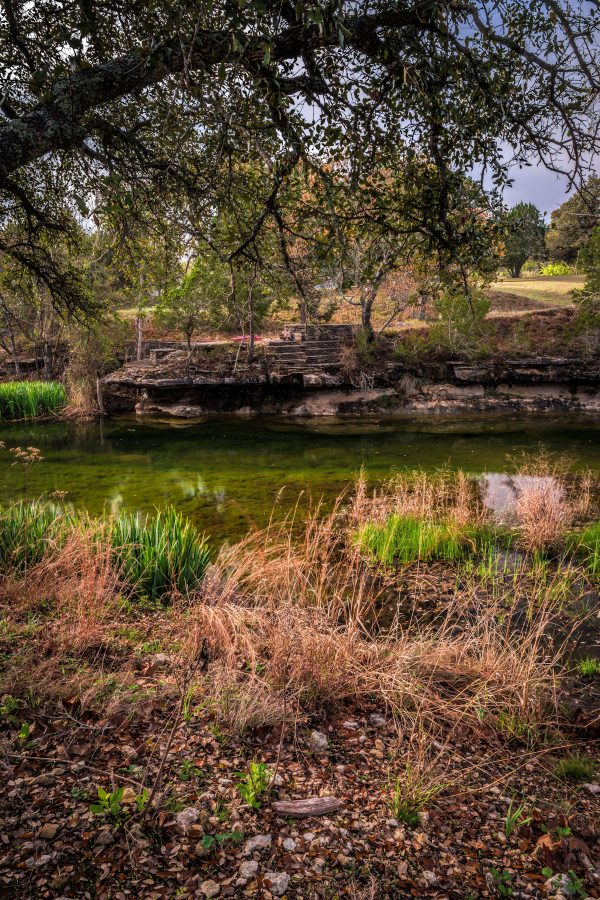 Morning on Smith Creek, Wimberley, Texas #8