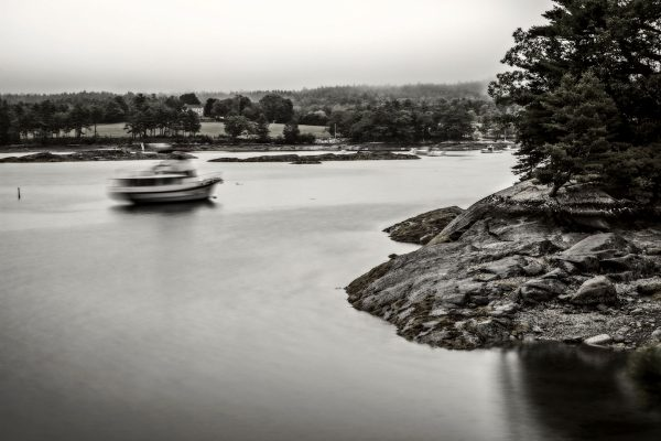 Motion in Blue Hill Bay, Maine #2