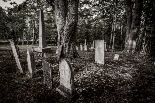The Old Cemetery Near Blue Hill, Maine #15