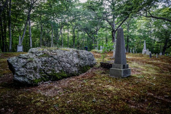 The Old Cemetery Near Blue Hill, Maine #16