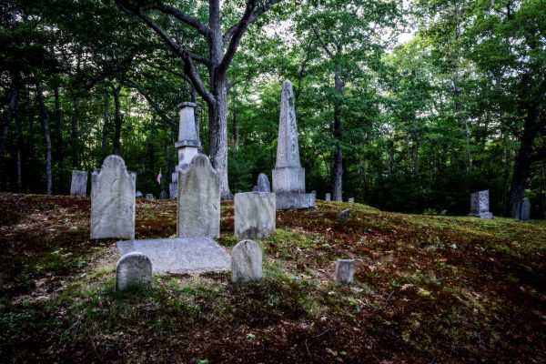 The Old Cemetery Near Blue Hill, Maine #19