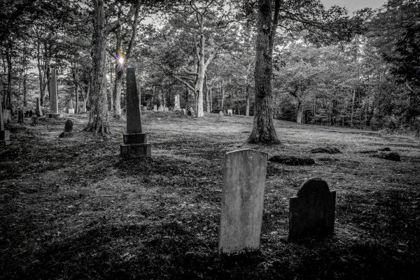 The Old Cemetery Near Blue Hill, Maine #26