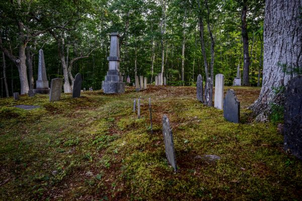 The Old Cemetery Near Blue Hill, Maine #3