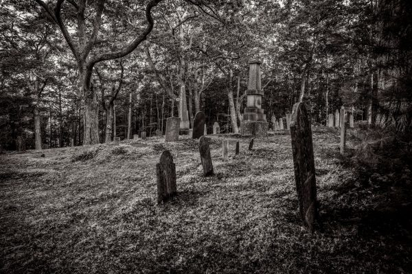 The Old Cemetery Near Blue Hill, Maine #5