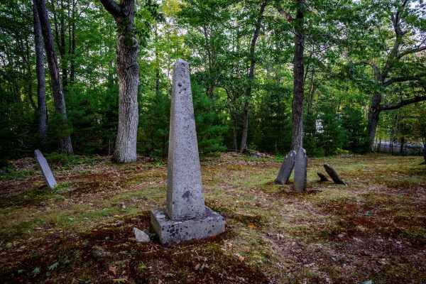 The Old Cemetery Near Blue Hill, Maine #8