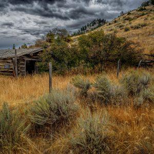 Trapper's Cabin 2, Pray, Montana