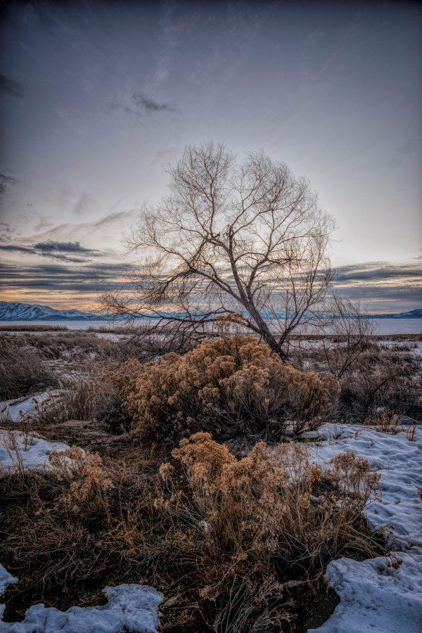 Utah Lake Sunset 3, Provo, Utah_