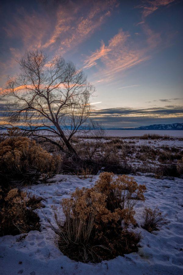 Utah Lake Sunset 4, Provo, Utah