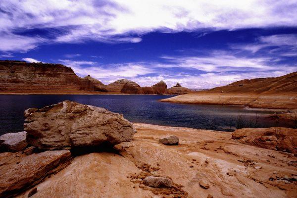 Boulder and Lake Powell, Utah