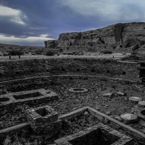 Chetro Ketl Kiva 3, Chaco Canyon, NM