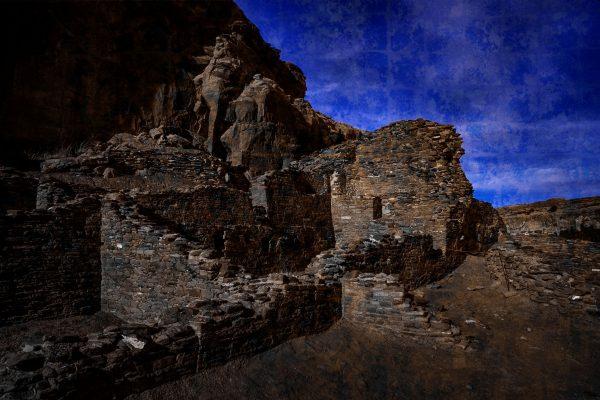 Chetro Ketl Talus Unit, Chaco Canyon, New Mexico