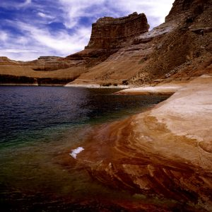 Cliffs and Inlets, Lake Powell, Utah