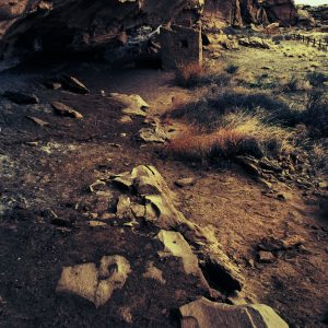 Gallo Ruin 2, Chaco Canyon, New Mexico