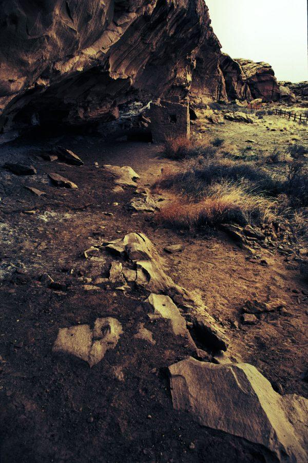 Gallo Ruin 2, Chaco Canyon, New Mexico