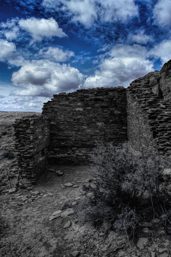 Hungo Pavi South Room, Chaco Canyon, NM