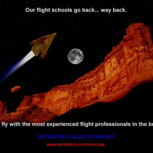 Intrepid Flight Schools Ad