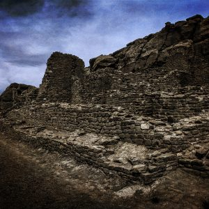 Kin Kletso #2, Chaco Canyon, New Mexico