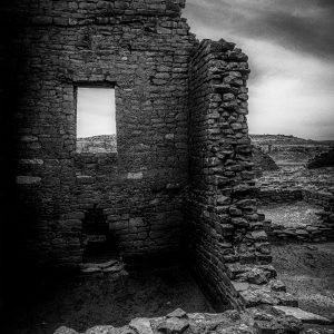 Kin Kletso Great House Window #6, Chaco Canyon, NM