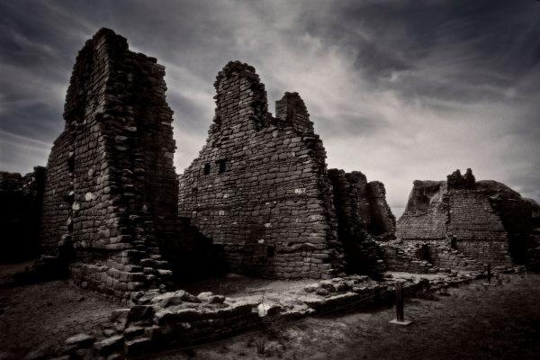Kin Kletso Ruins 2, Chaco Canyon, NM