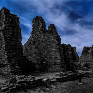 Kin Kletso Ruins 3, Chaco Canyon, NM