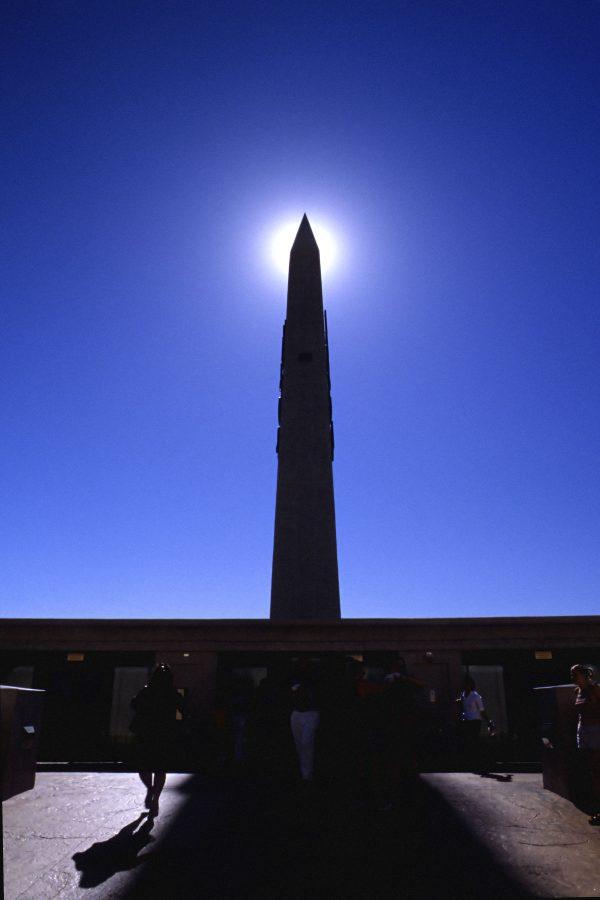 Luxor Obelisk, Las Vegas, Nevada