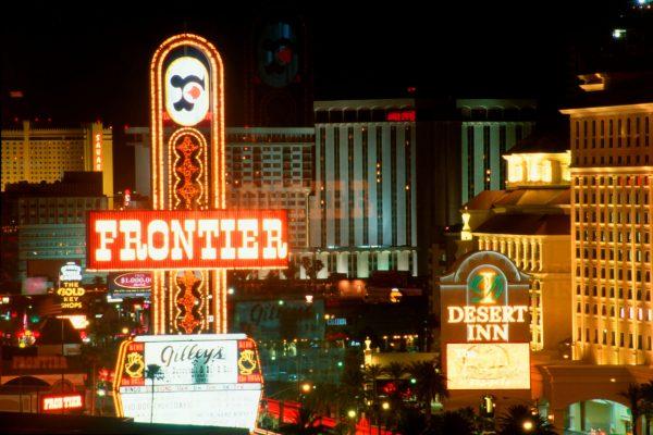 Night Scene 2, Las Vegas, Nevada