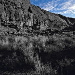 North Mesa Cliffs at Gallo 3, Chaco Canyon, NM