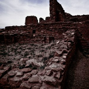 Northeastern Section of Kin Kletso 3, Chaco Canyon, NM