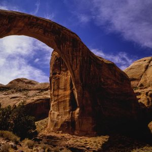 Rainbow Bridge, Lake Powell, Utah