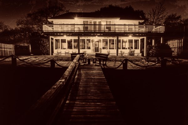 The Kipp House, Kemah, Texas