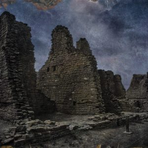 The Ruins of Kin Kletso